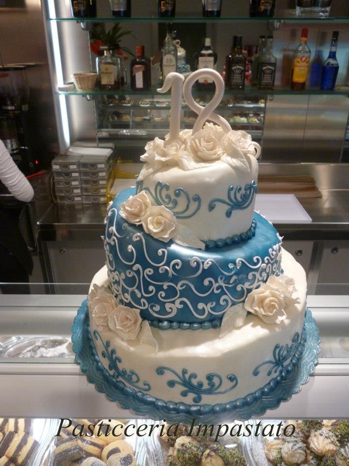 Torte X 18 Anni Ragazzo