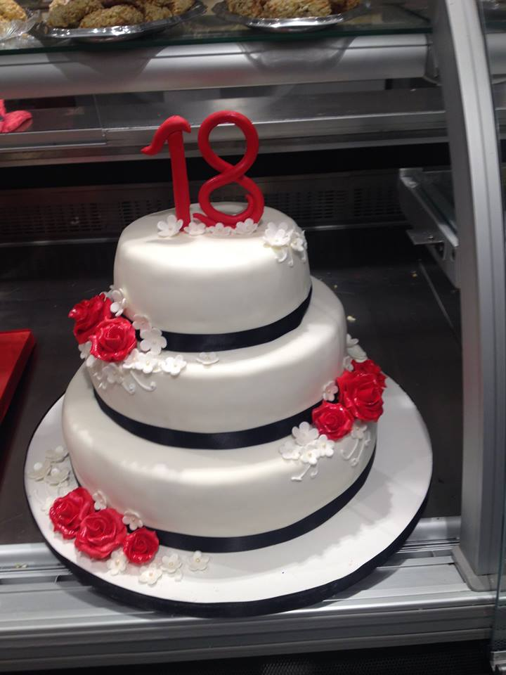 Famoso Torte 18 anni - Pasticceria Impastato MB98