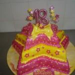 torte 18 anni